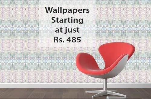 Self Adhesive Waterproof Makimus Designs Wallpapers