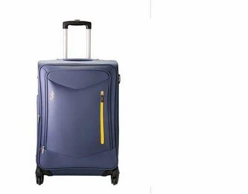 3f5b72428 Skybags Blue Murphy 4w Cabin Luggage Bag Denim Blue, Size/Dimension: 38 X