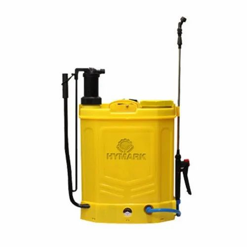 Knapsack Sprayer (battery And Hand Operated)
