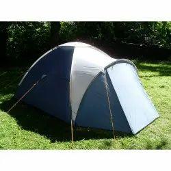 Kingcamp KT3055 Holiday Light 3Person Tent Aluminum Poles Blue/Grey