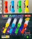 Zp-9118 Led Flashlight Torch