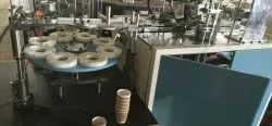 Double Wall Paper Cup Jacket Machine