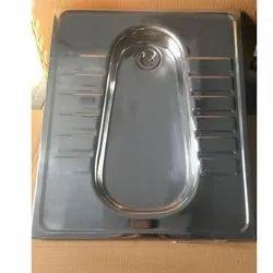 Stainless Steel Ladies Urinal Seat