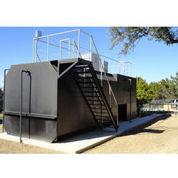 Pre Fabricated Wastewater Treatment Plant