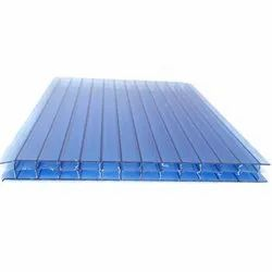 Multiwall Polycarbonate Sheet Pc Hollow Sun Sheet Latest Price Manufacturers Suppliers