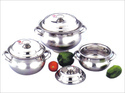 Stainless Steel Royal Casserol  KI-HT-PT-04