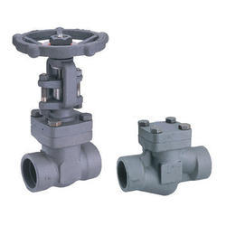 L&T Forged Steel Valves
