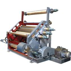 Automatic Single Face Paper Corrugation Machine