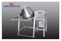 Double Cone Blender Mixer Machine