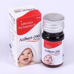 Azithromycin 200mg Suspension