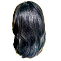 Synthetic Hair Wig with Front Flicks