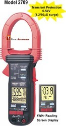 Kusam Meco Km-2709 AC Power Clamp Meter