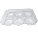Transparent Mawa Cake Tray