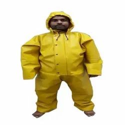 Not Reflective PVC Safety Suit