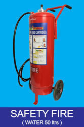 Safety Fire Red Fire Protection Equipment, for Commercial