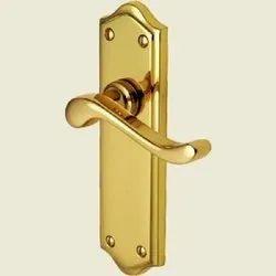 Brass Main Door Handle, Bronze, Packaging Size: 30 - 50 Pieces