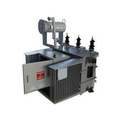 Technotech Energy Three Phase Electrical Power Transformer, For Electricity Distribution