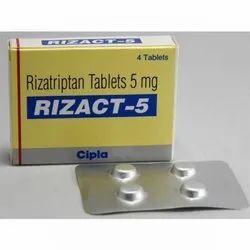 Rizact Rizatriptan Tablet