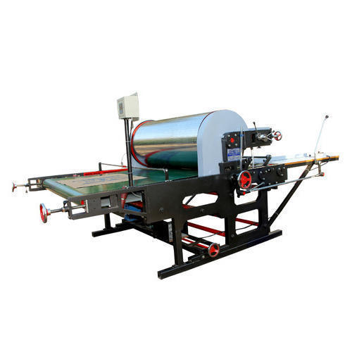 Mohindra HDPE Bags Printing Machinery, Capacity: 70 To 80 mitre/minute
