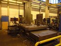 Automatic Floor Boring Machine Tos Hp-100