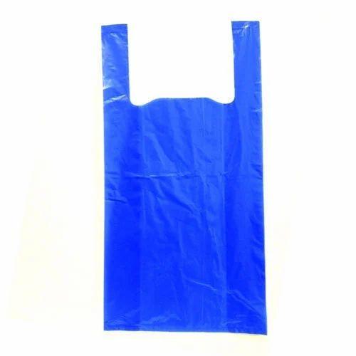 Plain Plastic Carry Bag 37b3926c9f7f6