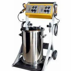 Powder Coating Machine, Automation Grade: Semi-Automatic