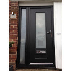 Outdoor UPVC Door