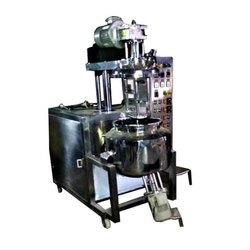 SS Chemical Mixing Tank