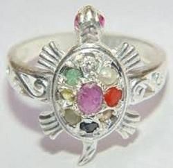 Kachhua Navratna Ring