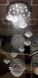 Mkl-009 LED Duplex Chandelier