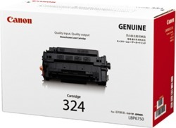 Canon 324 Black Toner Cartridge