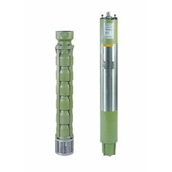 3HP-15HP Electric Cast Iron Submersible Bore Pump