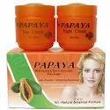 Unisex Papaya Whitening Cream, Ingredients: Herbal, Packaging Size: 20gm