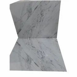 Indian Italian Square Marble Slab, Thickness: 15-20 mm