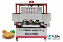 Plain Khakhra Making Machine