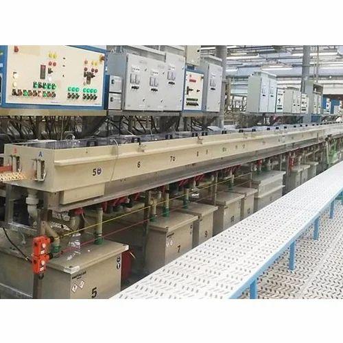 Strip Plating Service - Reel to Reel Strip Electroplating