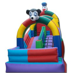 Micky Mouse  Bounce Inflatable