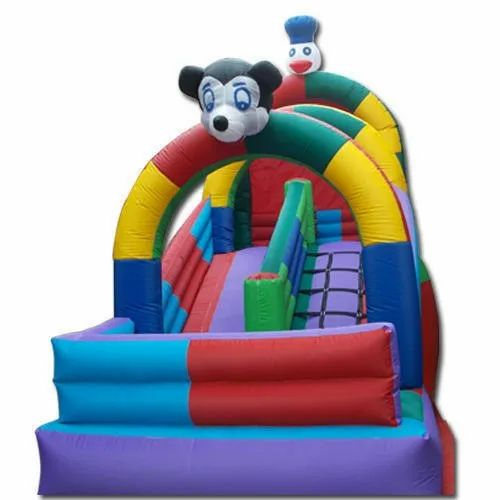Micky Mouse Jumping Outdoor Micky Mouse Bounce