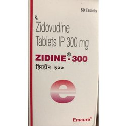 Zidovudine Tablets IP 300 mg