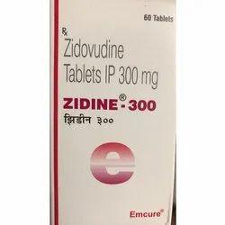 Zidovudine Tablets IP 300 mg