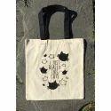 Designer Organic Printed Carry Bags