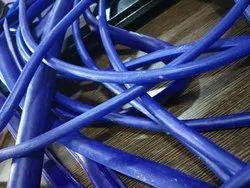 Silicone Rubber Profile Blue