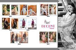 Shree Fabs Decent Vol 7 Suits