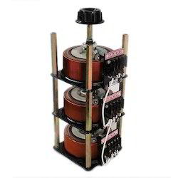 Three Phase Variable Auto Transformer (Variac)