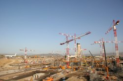 Commercial Area Airport Construction Service, in Pan India