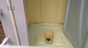 FRP Mobile Toilet 4 Seater