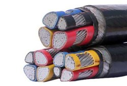 Sci Aluminium Armoured Cable Of Size 3.5c x 150 Sq.Mm
