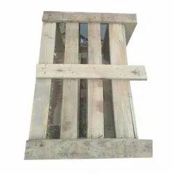Rectangular Wooden Pallet Box, For Packaging