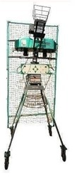 Academic Bowler-Cricket Bowling Machine