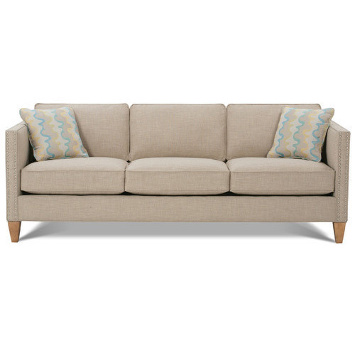 Off White Three Seater Sofa